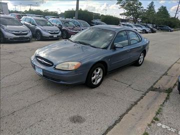 2001 Ford Taurus for sale at Southside Cash Cars in Chicago IL