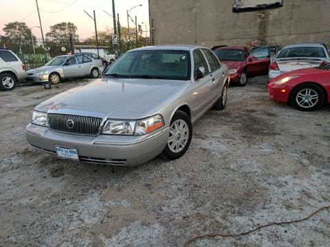 2004 Mercury Grand Marquis for sale in Chicago, IL