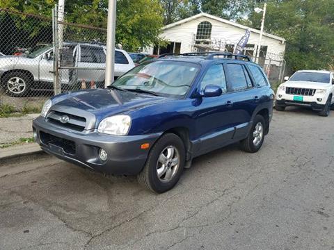 2006 Hyundai Santa Fe for sale in Chicago, IL