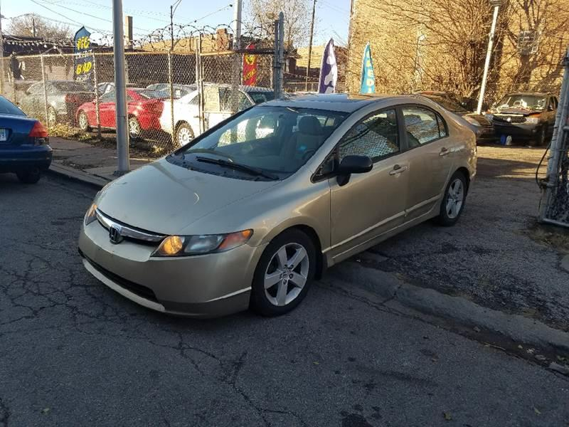 2007 Honda Civic For Sale At Southside Cash Cars In Chicago IL