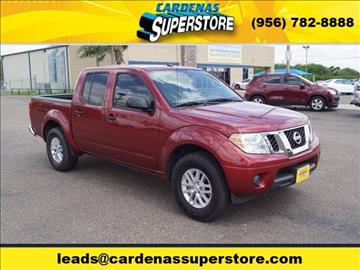 2016 Nissan Frontier for sale in Pharr, TX