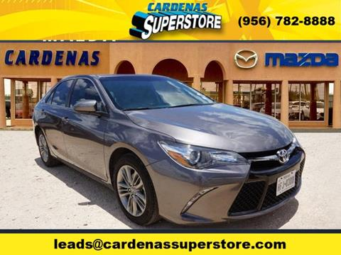 2016 Toyota Camry for sale in Pharr TX