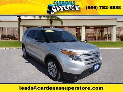 2013 Ford Explorer for sale in Pharr TX