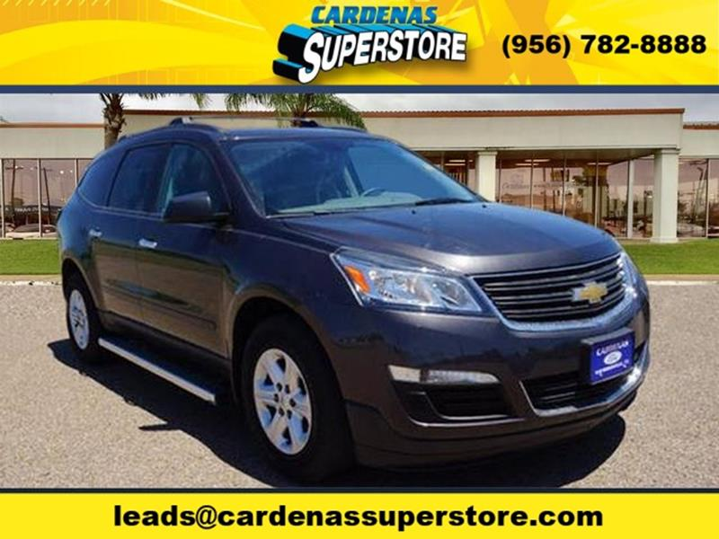 2014 Chevrolet Traverse for sale at Cardenas Superstore in Pharr TX