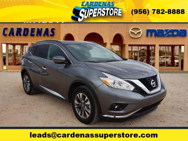 2016 Nissan Murano for sale at Cardenas Superstore in Pharr TX