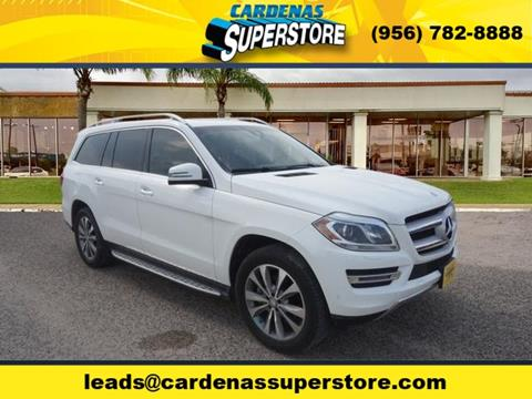 2014 Mercedes-Benz GL-Class for sale in Pharr TX