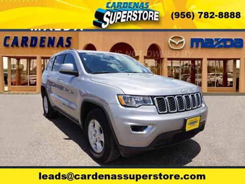 2017 Jeep Grand Cherokee for sale in Pharr TX