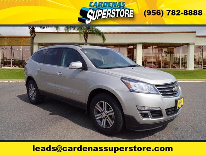 2017 Chevrolet Traverse for sale at Cardenas Superstore in Pharr TX