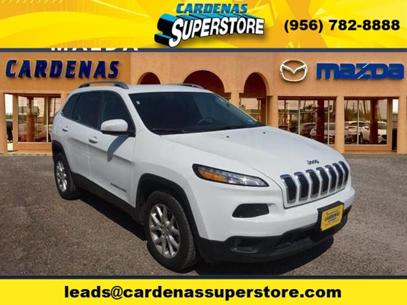 2017 Jeep Cherokee for sale at Cardenas Superstore in Pharr TX
