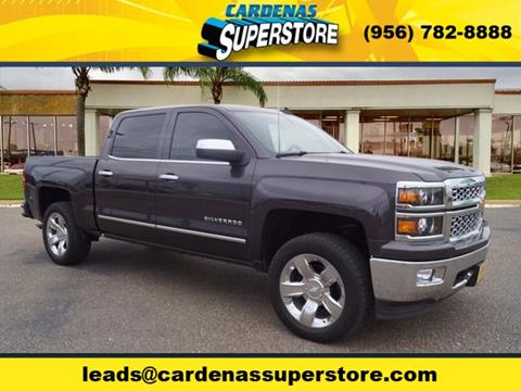 2015 Chevrolet Silverado 1500 for sale in Pharr TX