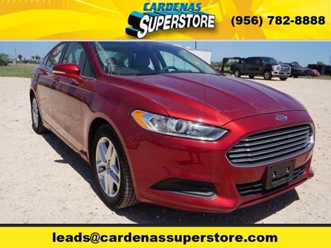 2016 Ford Fusion for sale in Pharr, TX