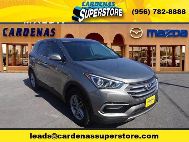 2017 Hyundai Santa Fe Sport for sale at Cardenas Superstore in Pharr TX