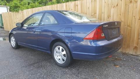 2003 Honda Civic for sale in Tampa, FL