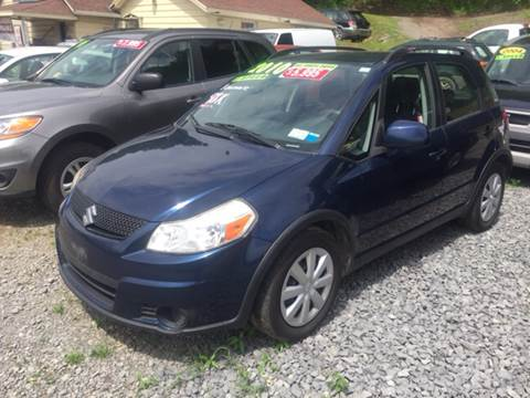 2010 Suzuki SX4 Crossover for sale in Morgantown, WV