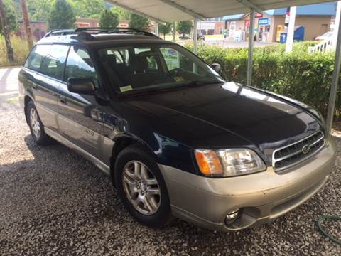 2002 Subaru Outback for sale in Morgantown, WV