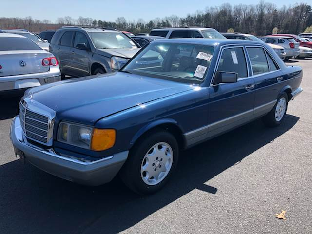 1985 Mercedes-Benz 380-Class for sale at Auto Town Used Cars in Morgantown WV