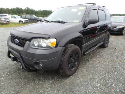 2006 Ford Escape for sale at Auto Town Used Cars in Morgantown WV
