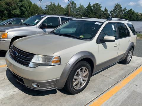 2008 Ford Taurus X for sale in Morgantown, WV