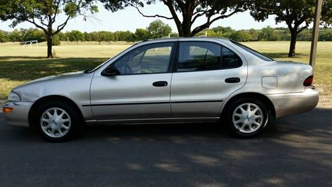 1995 GEO Prizm for sale in Fort Worth, TX