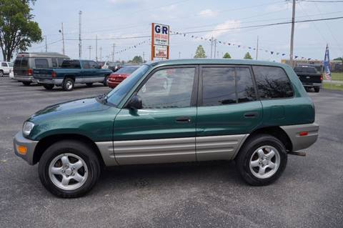 1998 Toyota RAV4 for sale in Charlestown, IN