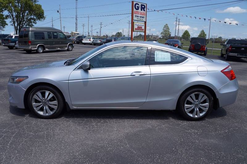 2008 Honda Accord for sale at G & R Auto Sales in Charlestown IN