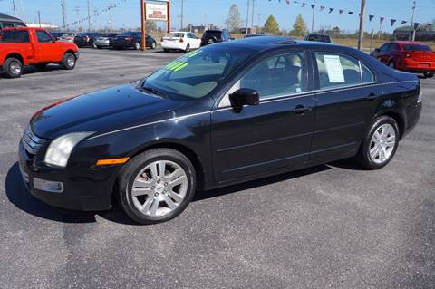 2006 Ford Fusion for sale in Charlestown, IN