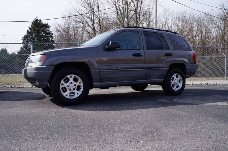 2000 Jeep Grand Cherokee For Sale At G U0026 R Auto Sales In Charlestown IN