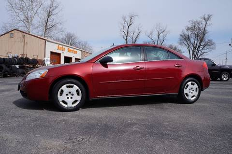 2008 Pontiac G6 for sale in Charlestown, IN