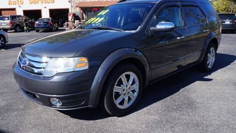 2008 Ford Taurus X for sale in Charlestown, IN