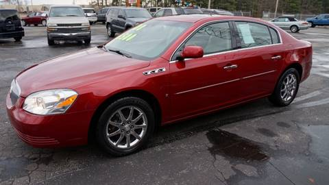 2008 Buick Lucerne CXL for sale at G & R Auto Sales in Charlestown IN