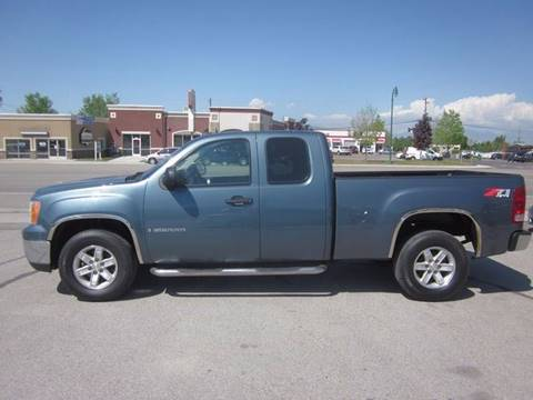 2007 GMC Sierra 1500 for sale at Street Dreams LLC in Orem UT