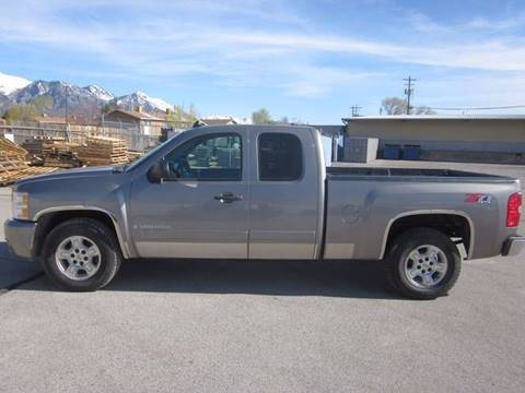 2008 Chevrolet Silverado 1500 for sale at Street Dreams LLC in Orem UT