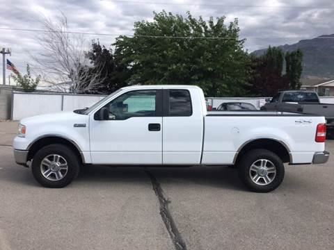 2007 Ford F-150 for sale in Orem, UT