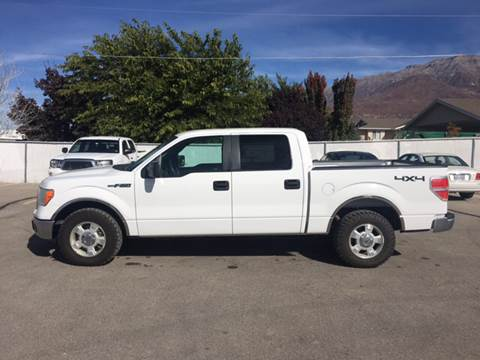 2010 Ford F-150 for sale in Orem, UT