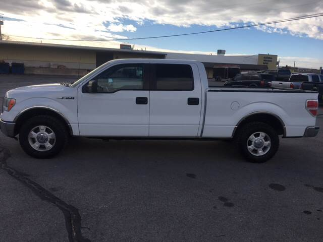 2010 ford f-150 xlt in orem ut - street dreams llc