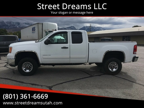 2010 GMC Sierra 2500HD for sale in Orem, UT