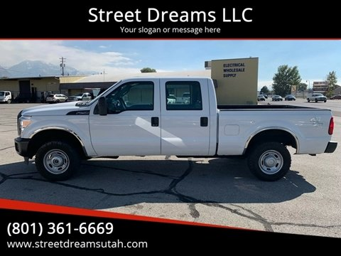 2012 Ford F-250 Super Duty for sale in Orem, UT