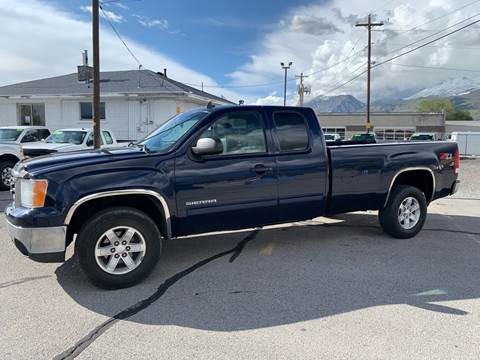 2011 GMC Sierra 1500 for sale in Orem, UT