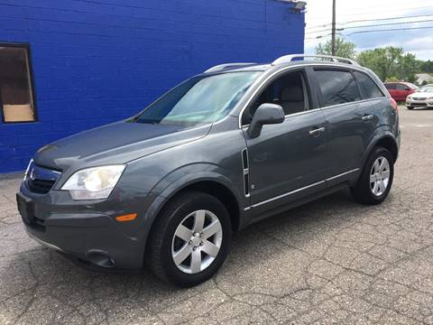 2008 Saturn Vue for sale in Wayne, MI