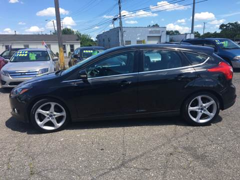 2012 Ford Focus for sale in Wayne, MI
