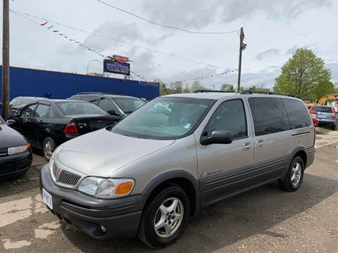 2005 Pontiac Montana for sale in Wayne, MI
