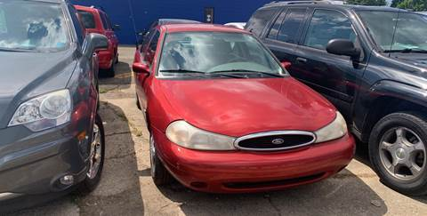 1998 Ford Contour for sale in Wayne, MI