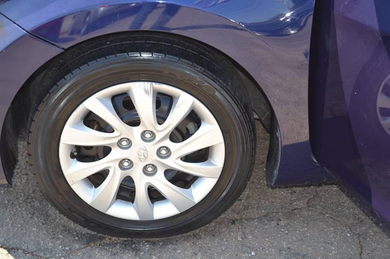 2011 Hyundai Elantra for sale at CENTRAL AUTO SALES in Decatur GA