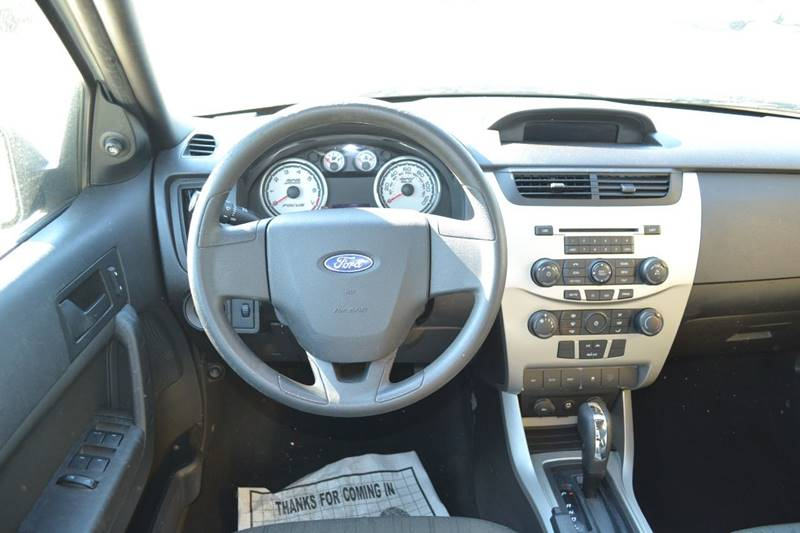2010 Ford Focus for sale at CENTRAL AUTO SALES in Decatur GA