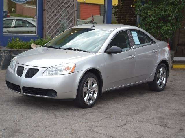 2008 Pontiac G6 for sale at CENTRAL AUTO SALES in Decatur GA