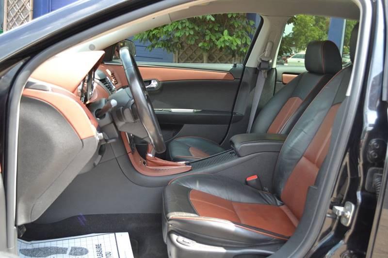 2008 Chevrolet Malibu for sale at CENTRAL AUTO SALES in Decatur GA