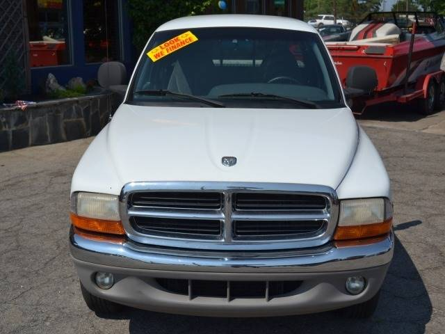 1998 Dodge Dakota for sale at CENTRAL AUTO SALES in Decatur GA