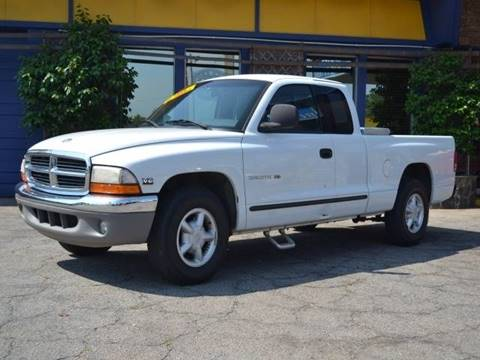 1998 Dodge Dakota for sale at CENTRAL AUTO SALES in Decatur GA