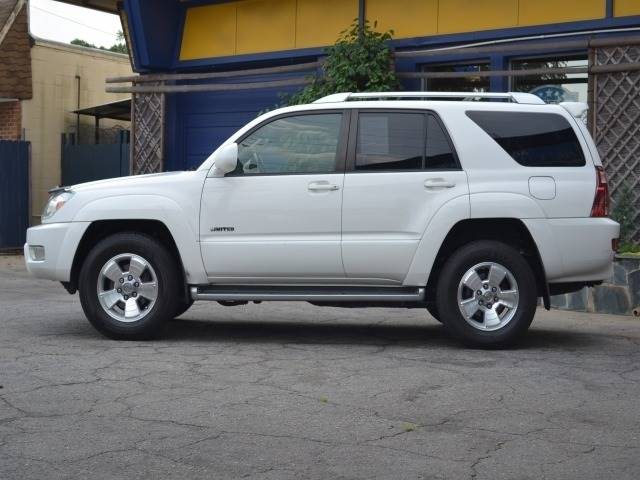 2004 Toyota 4Runner for sale at CENTRAL AUTO SALES in Decatur GA