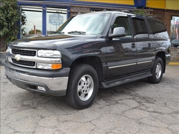 2003 Chevrolet Suburban for sale at CENTRAL AUTO SALES in Decatur GA